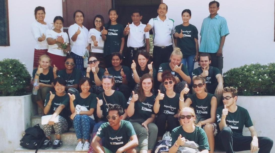 タイでダイビング&海洋環境保護 柳沢早紀